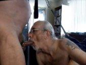 Gay Grandpa Fisted