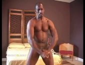 Ebony Guy Handjob